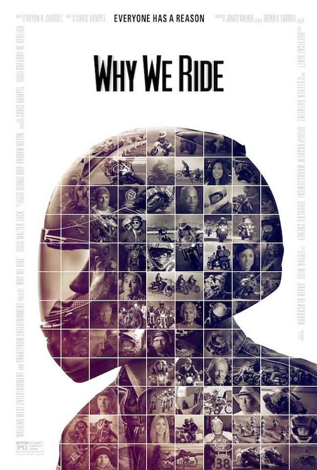 Why We Ride – 3 Free Tickets