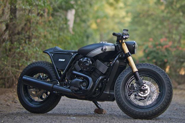Custom Harley Davidson 750