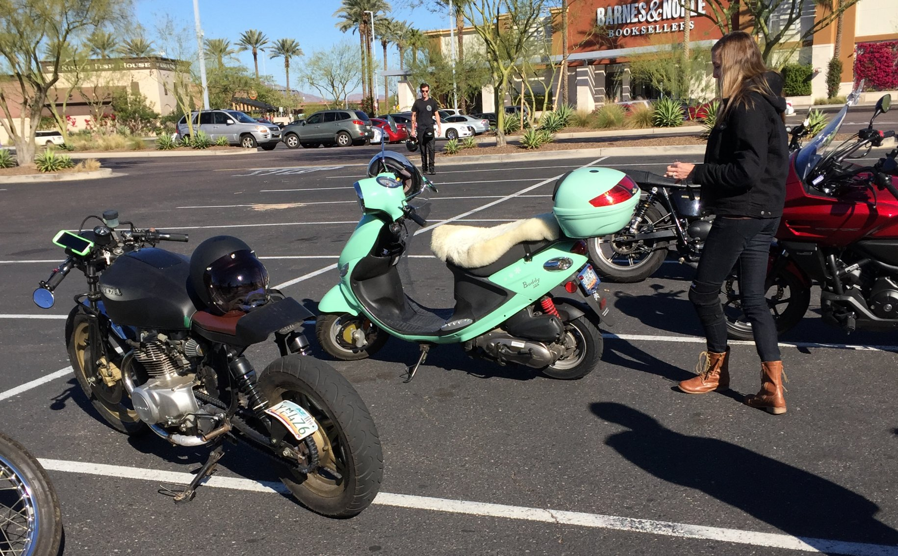 Motorcycling–Creating Commonality in the Midst of Diversity