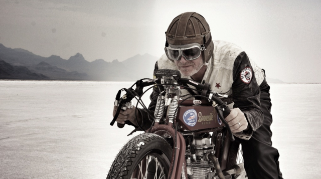 Bonneville Salt Flats – Motorcycle Eye Candy of the Week