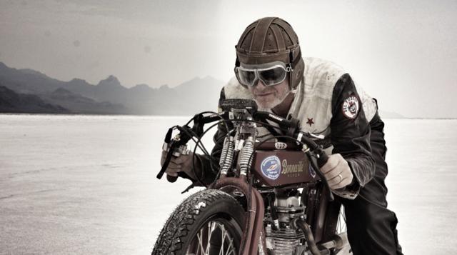 Bonneville Salt Flats – Motorcycle Eye Candy of the Week