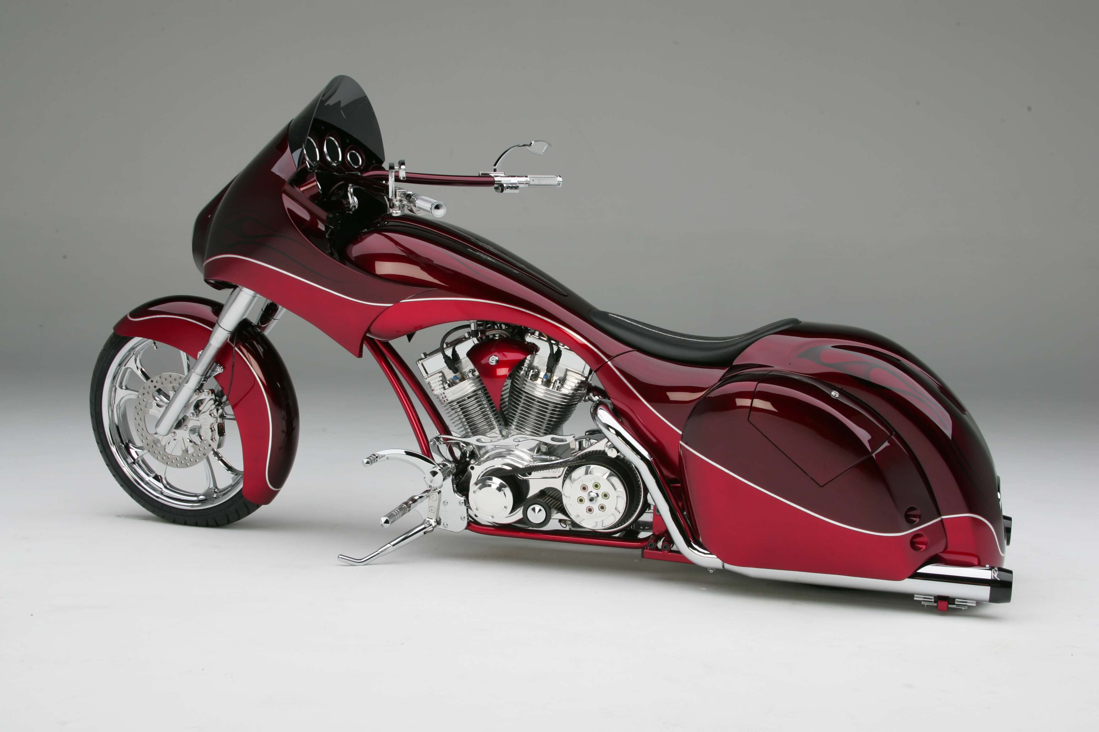Custom Bagger – Moto