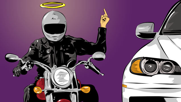 Motorcycle Riders — Are We Arrogant?