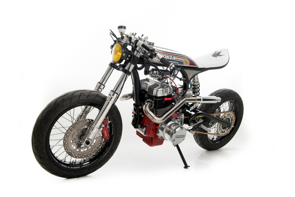 Motorcycle Design Pushed to the Edge – Ed Turner Motorcycles