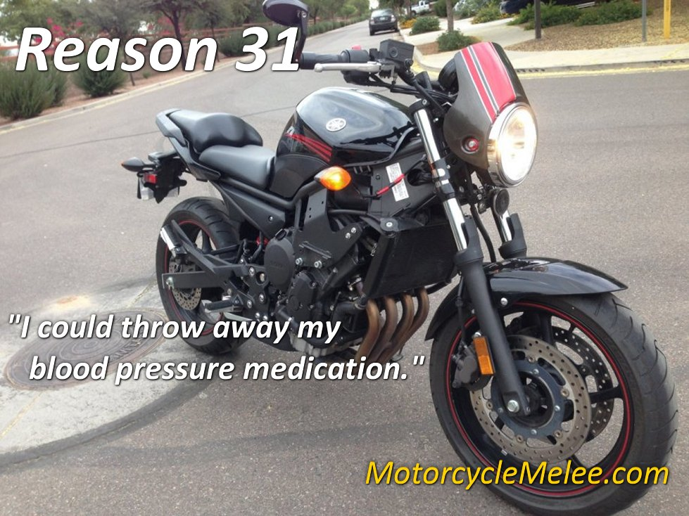 Reason 31 – Throw Away Blood Pressure Medication