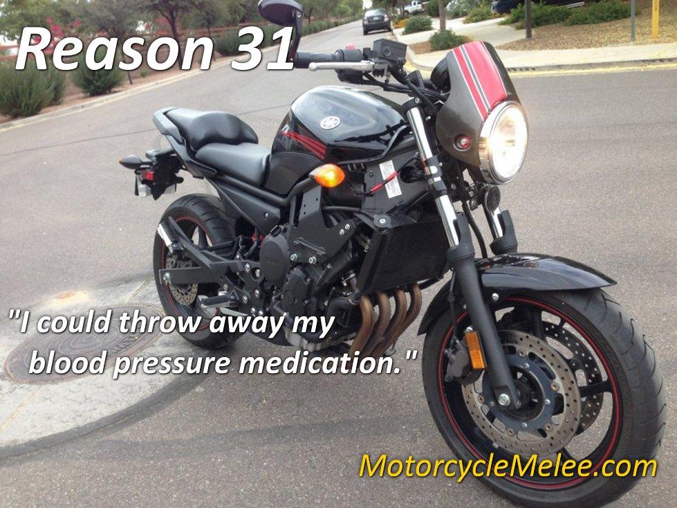 Reason 31 – Throw Away Blood Pressure Medication