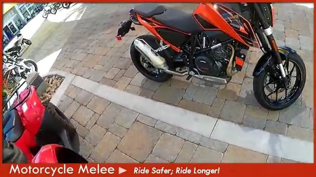2017 KTM 690 Duke  – Awesome Fun; Great on the Highway