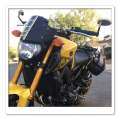 Short Motorcycle Riders and Commuters – Here's a Motorcycle for You – 2015 Yamaha FZ-09 22,000-Mile Review