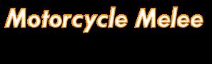 Motorcycle Melee - Proactive Collision Avoidance